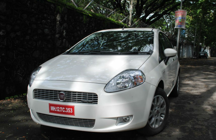 Fiat Punto 90HP