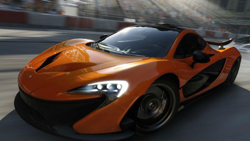 Forza Motorsport 5 Claims McLaren P1