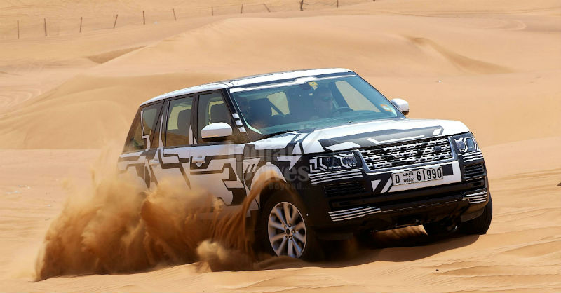 JLR opens new Engineering test centre In Dubai