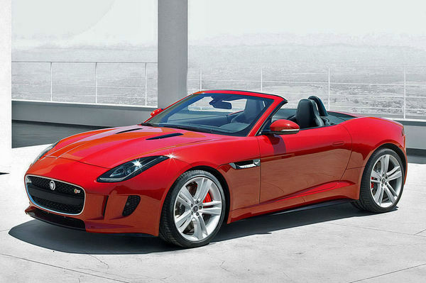 Jaguar Uncovers 'Your Turn' Global Campaign to Launch F-Type