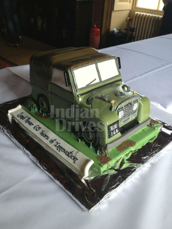 Land Rover celebrates its 65th anniversary