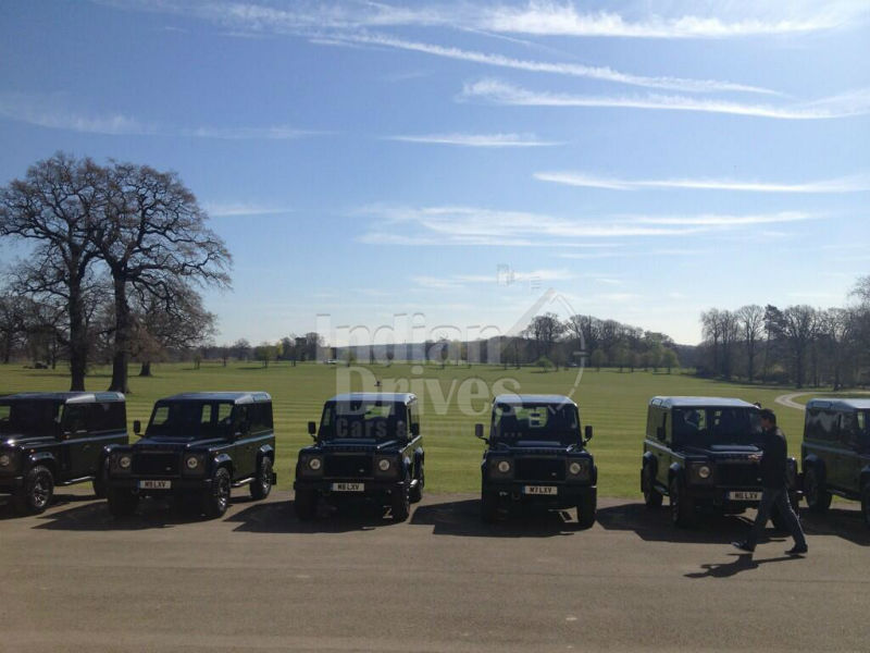 Land Rover marks 65th anniversary with celebrations