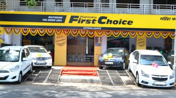 Mahindra First Choice Services Ltd