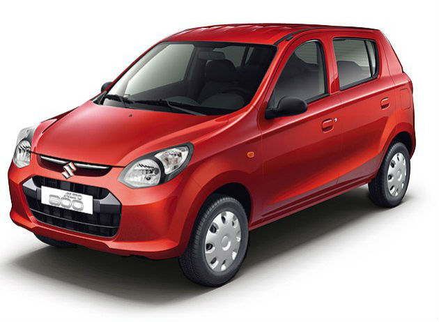 Maruti Suzuki Alto 800 launched in Chilean market