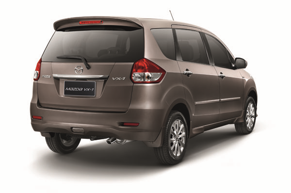 Maruti Suzuki Ertiga made in India