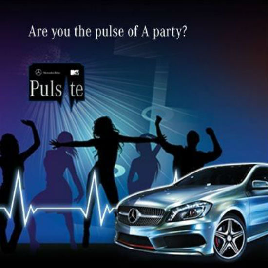 Mercedes-Benz Joins Hands With MTV India