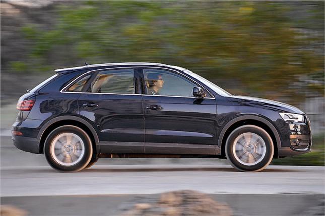 New Audi Q3 2.0L TFSI
