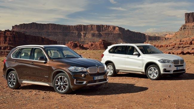 BMW X5 revealed