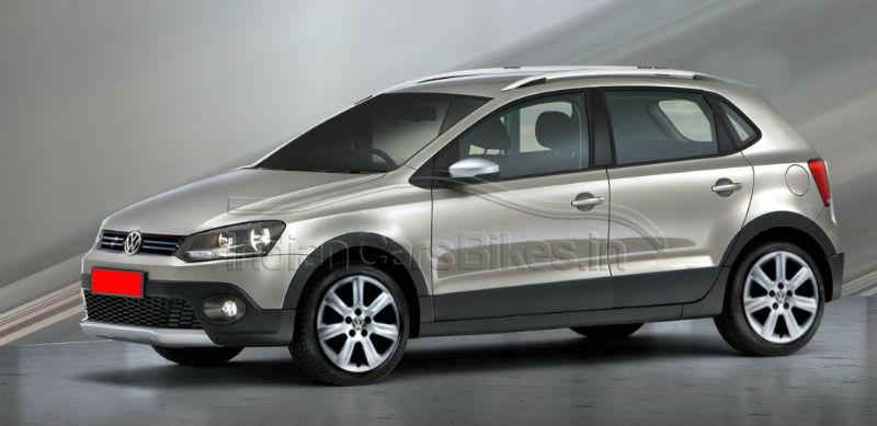 New Volkswagen CrossPolo