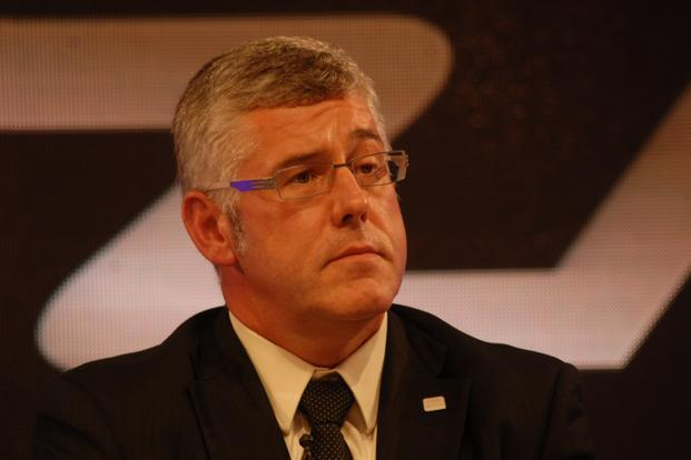 Tata Motors MD Karl Slym