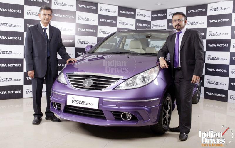 New Tata Indica Vista D90