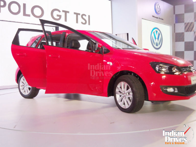 New Polo GT TSI