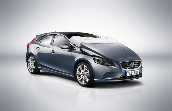Volvo grabs 2013 Global NCAP Innovation Award