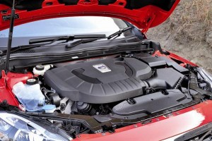 Volvo v40 cross country Engine
