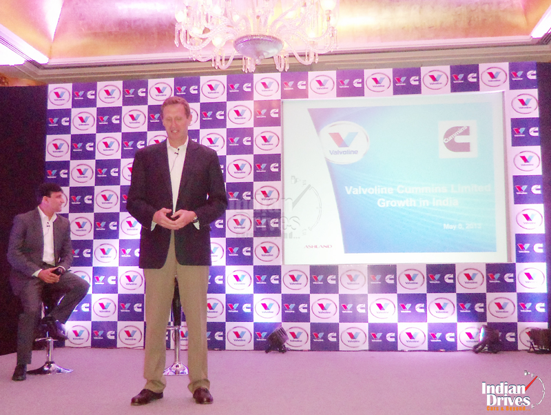Valvoline Cummins India Opens a New Manufacturing Plant
