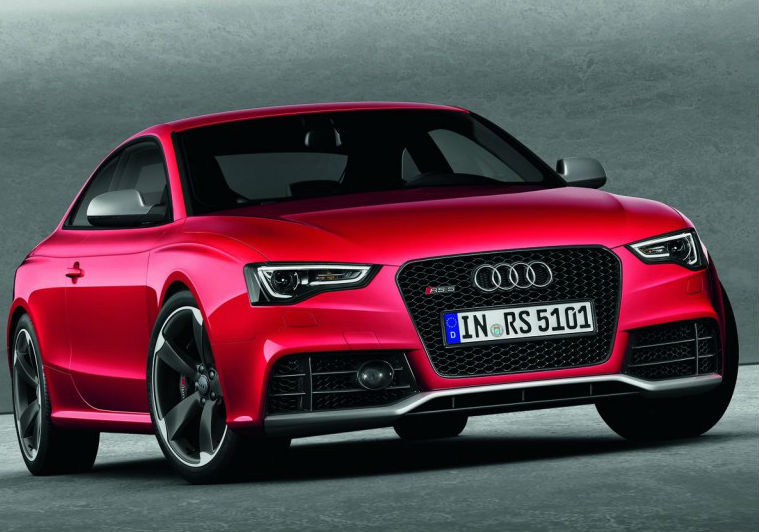 2013 Audi RS5 Front