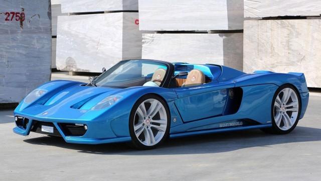 2013 Montecarlo Automobile Rascasse LPG Supercar