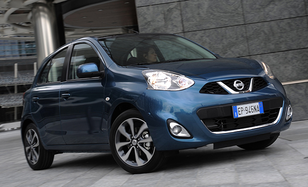 2013 Nissan Micra Facelifted