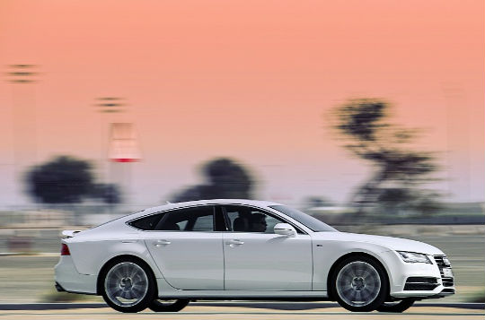Audi Developing Hydrogen-Powered A7