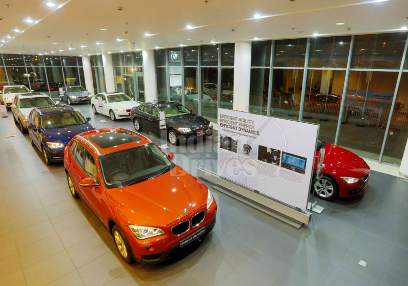 BMW India Deutsche Motoren dealership opens in Noida
