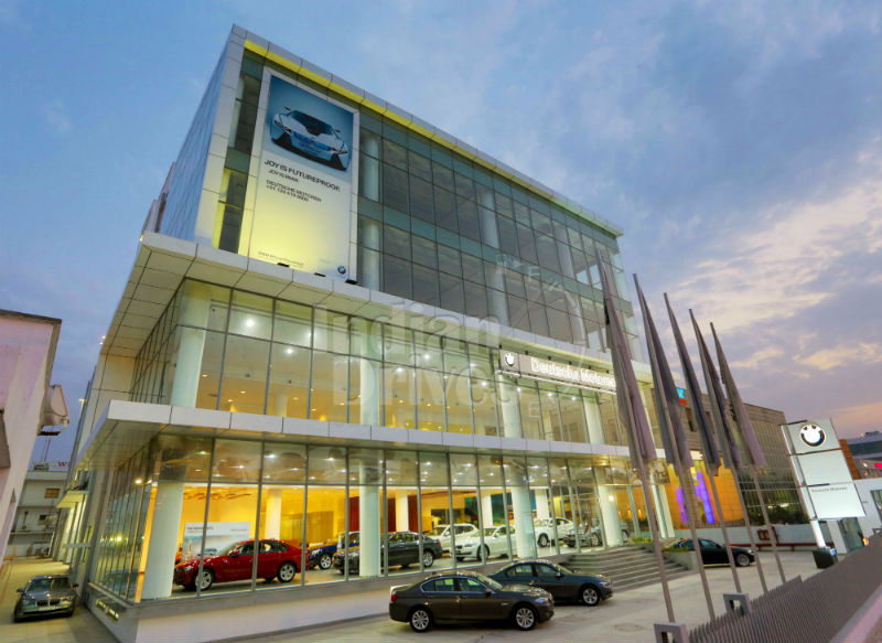 BMW India Deutsche Motoren dealership