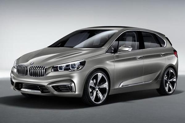 BMW Readies 1 Series