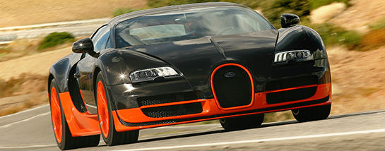 bugatti 39 s fastest car super veyron gets a price tag of 5. Black Bedroom Furniture Sets. Home Design Ideas
