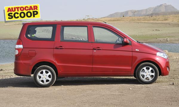 Chevrolet Enjoy Compact
