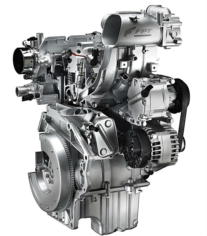 Fiat's 0.9L TwinAir CNG Wins the Title of World's Green Engine 2013