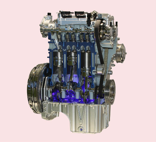 Ford's 1.0-Liter EcoBoost Engine