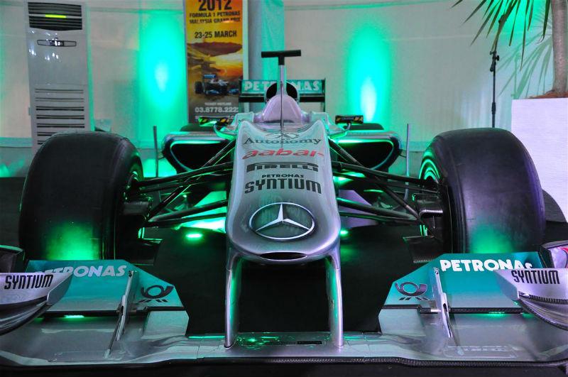 Mercedes AMG Petronas Formula One