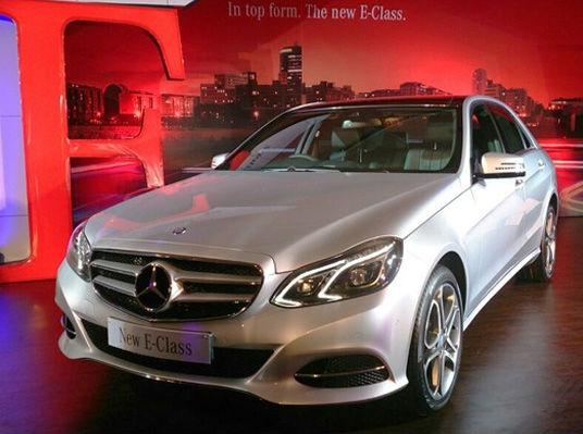 Mercedes-Benz New E-class