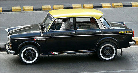 More than 20 year old cabs to be scrapped from Mumbai streets by August 2013
