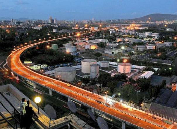 Mumbai gets India's second longest flyover