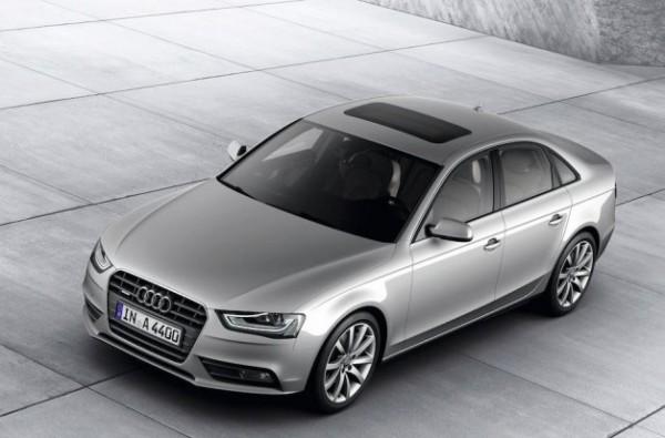 New Audi A4 Vario