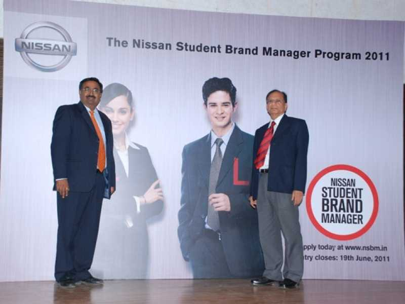 Nissan Student Brand Manager (NSBM) Program