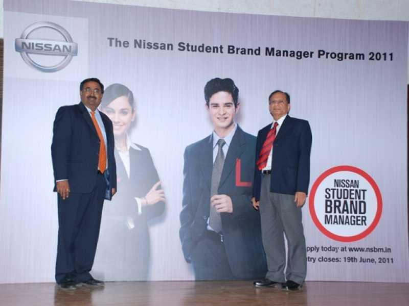 Nissan Student Brand Manager (NSBM) Program
