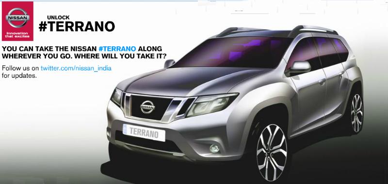 Nissan Terrano SUV