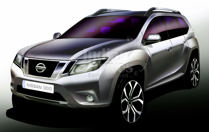 Nissan's Duster based SUV is Terrano