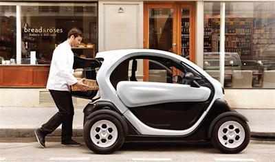 Renault Announces Unorthodox Twizy Cargo