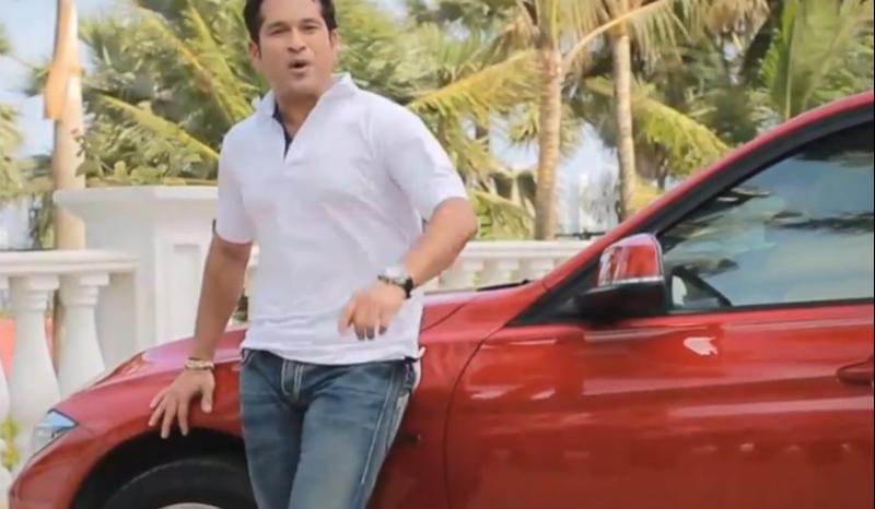 Sachin Tendulkar shares his BMW 1-Series Driving Experience