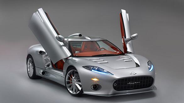 Spyker confirms India entry