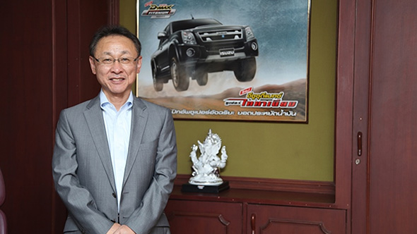 Takashi Kikuchi Appointed as the New Managing Director for Isuzu India