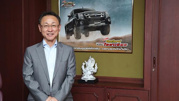 Takashi Kikuchi Appointed as the New Managing Director for Isuzu India