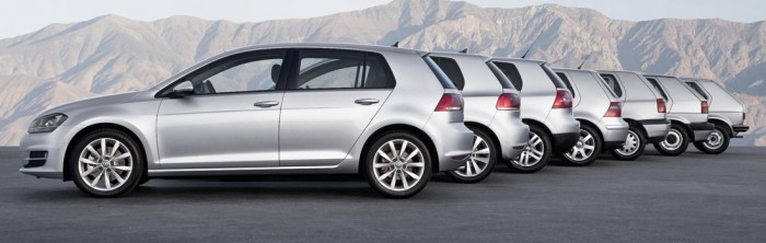 The 30 Millionth Volkswagen Golf is ready for its launch