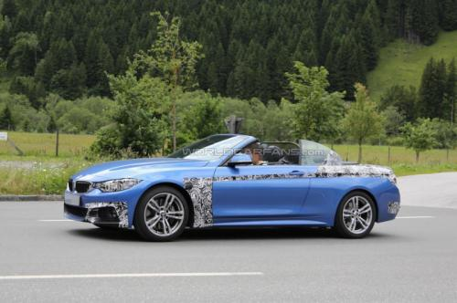 2014 BMW M3 now Spied Testing