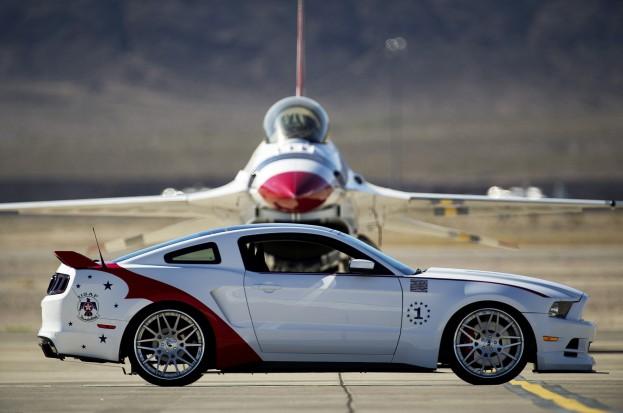2014 Ford Mustang Thunderbird
