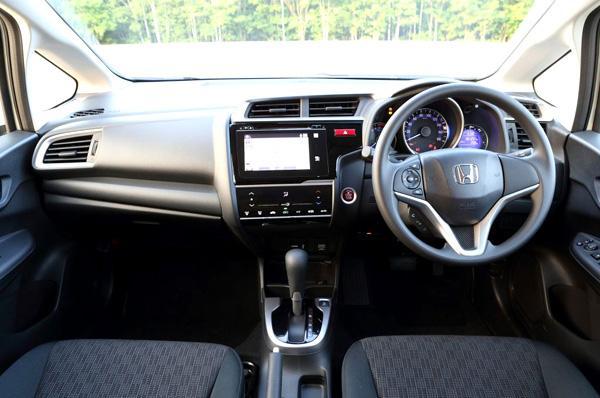 2014 Honda Jazz Interiors