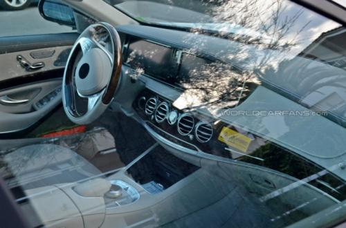 2014 Mercedes-Benz S-Class Interiors