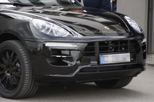 2014 Porsche Macan SUV